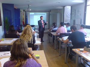 Curso ICT 2009