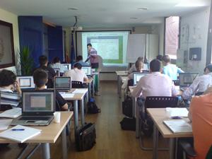 Curso Extensión de cobertura TDT de iniciativa local 2009
