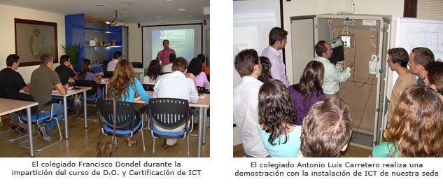 Curso de Dirección de Obra y Dirección de ICT 2009