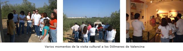 Visita Cultural a Los Dólmenes de Valencina