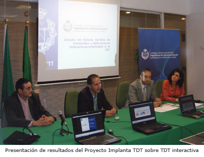 Presentación Implanta TDT