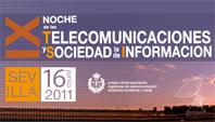 Se abre el plazo de inscripción para asisitir a la IX Noche de las Telecomunicaciones y SI