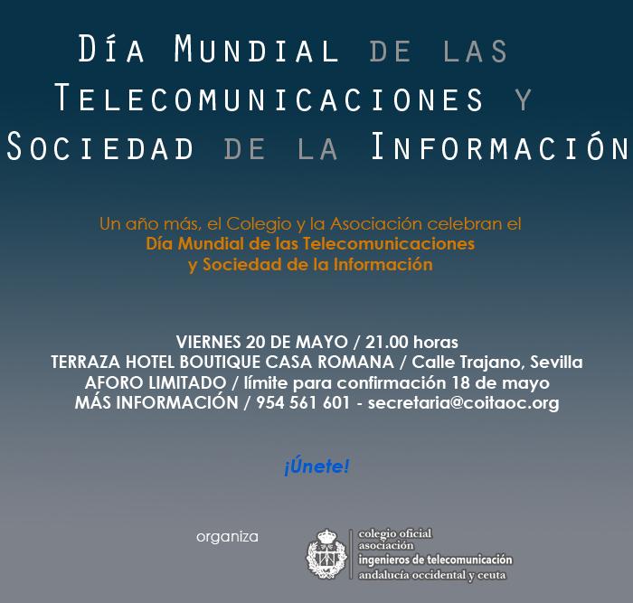 Día Mundial de las Telecomunicaciones y SI
