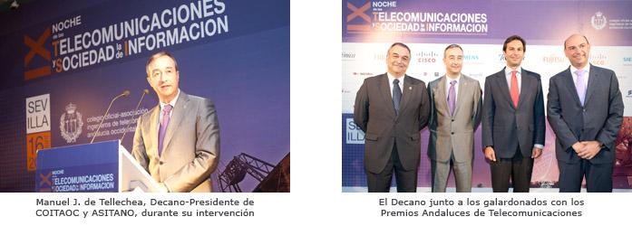 IX Noche de las Telecomunicaciones y SI