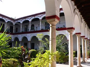 Monasterio de Santa María del Socorro