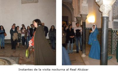 Real Alcázar, un viaje en el tiempo