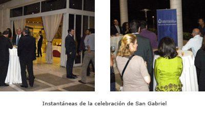 Celebramos la festividad de San Gabriel