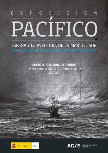 Cartel Exposicion Pacifico