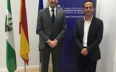 Firma de Convenio Marco con la Asociación Gran Vega de Sevilla