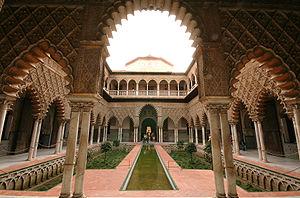 Visita Nocturna Teatralizada «Reales Alcázares de Sevilla»