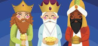 Visita de Su Majestad el Rey Melchor