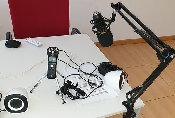 Periodistas y Telecos unidos por el Podcast