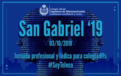 Una completa jornada profesional y lúdica para celebrar San Gabriel
