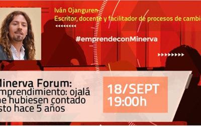 Vuelve Minerva Forum