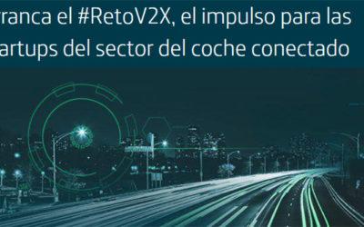 Se buscan startups del sector del coche conectado para el #RetoV2X