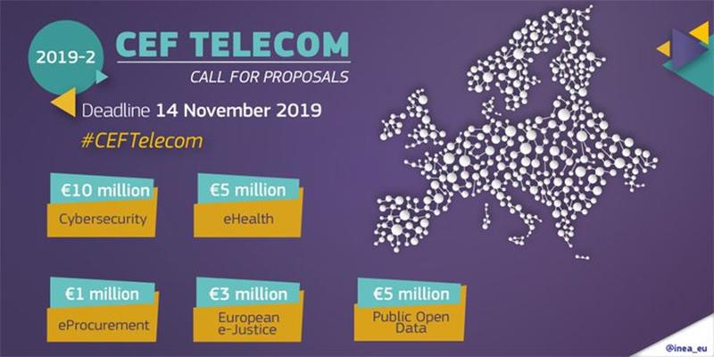 Abierta la convocatoria europea para mejorar el acceso a los servicios digitales en Europa