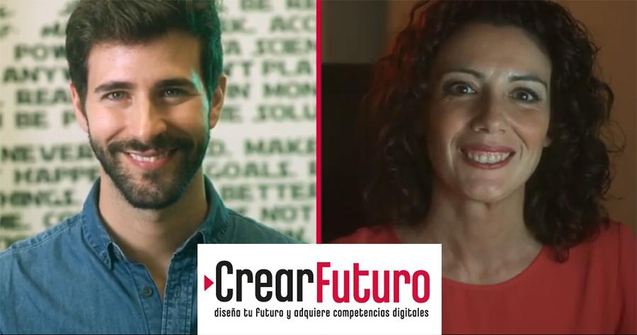 Formación en tecnología digital para 'Crear Futuro'
