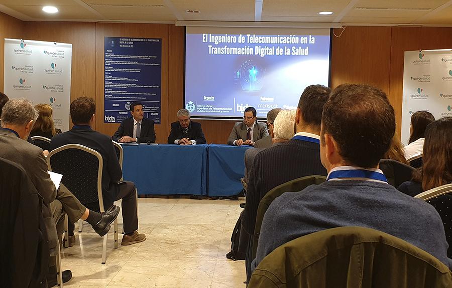 Profesionales TIC y del ámbito sanitario destacan la necesidad de seguir avanzando en Salud Digital