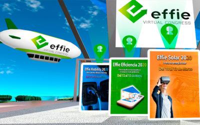 Invitaciones gratuitas para colegiados y asociados a los eventos EFFIE 2020