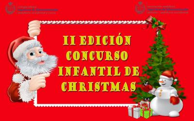 Arranca nuestro II Concurso Infantil de Christmas