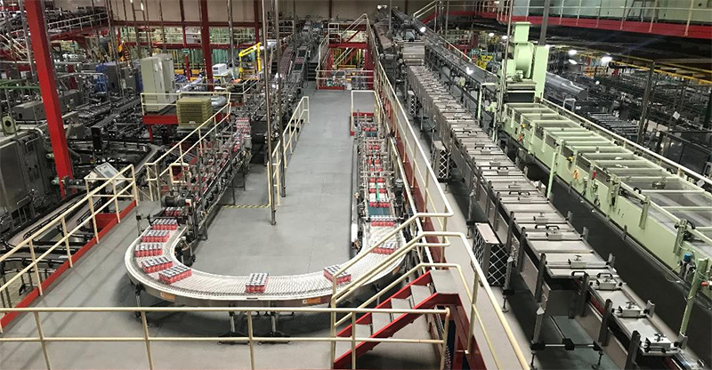 Conoce con el Colegio la Transformación Digital de la planta de Coca Cola en Sevilla