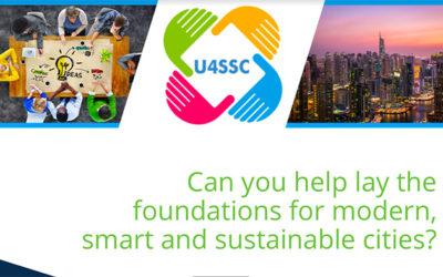 La UIT busca expertos en Smart Cities para los grupos de trabajo de su iniciativa U4SCC