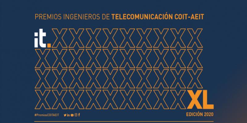Un proyecto andaluz entre los ganadores de la XL edición de los Premios Ingenieros de Telecomunicación