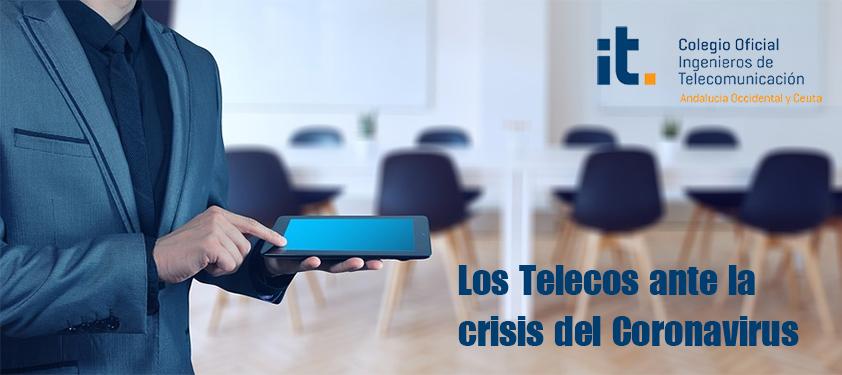 Los Telecos ante la crisis del Coronavirus, una nueva iniciativa para poner en valor la labor de los Ingenieros de Telecomunicación