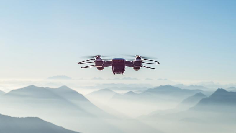 Los drones son protagonistas de una nueva iniciativa para colegiados