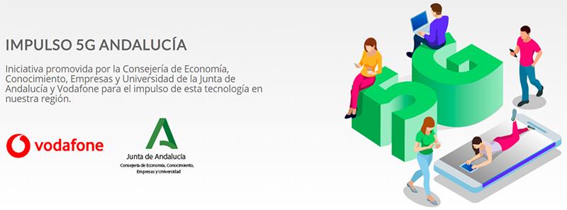 Apúntate al primer Reto 5G Andalucía
