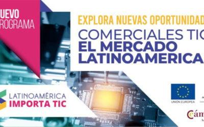 'Latinoamerica Importa TIC 2020' abre convocatoria