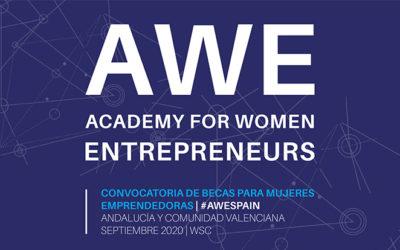 "El programa de formación para mujeres emprendedoras ""Academy for Women Entrepreneurs"" celebra cinco masterclasses en Sevilla"