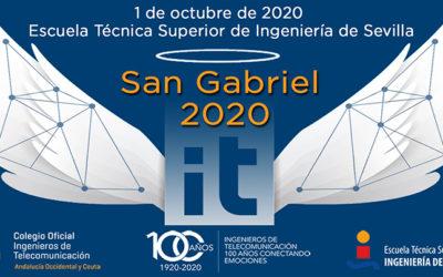 San Gabriel 2020: 'El 5G en España'