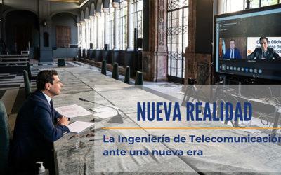 El presidente de la Junta de Andalucía analiza el papel de la Ingeniería de Telecomunicación y sus profesionales en la nueva realidad para 'Telecos Andaluces'