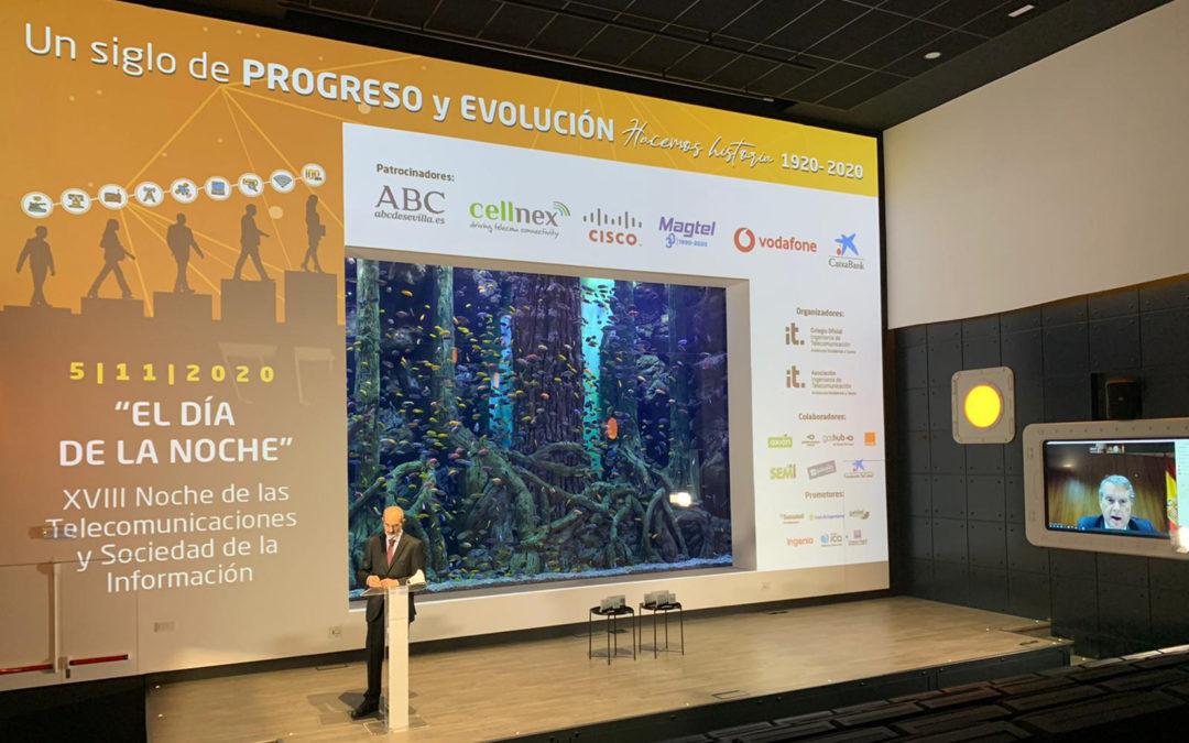 'El Día de la Noche' pone de relevancia la digitalización para erradicar pandemias y favorecer la recuperación
