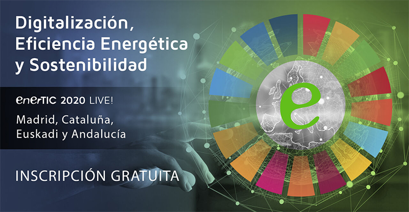 La Ingeniería de Telecomunicación estará representada en 'enerTIC 2020 Live! Andalucía'