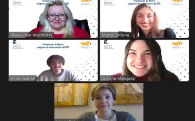 Nace ment-it, un innovador programa de mentorización para jóvenes Ingenieros de Telecomunicación