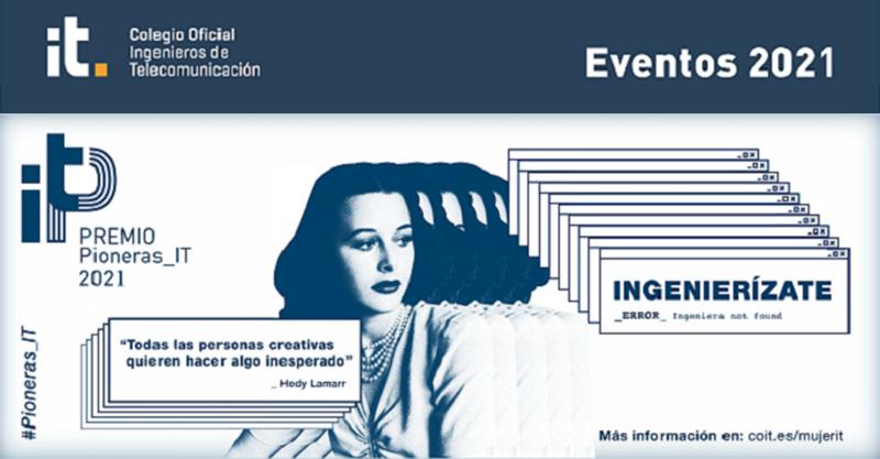 En marcha la segunda edición del Premio Pioneras_IT