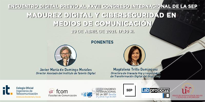 El Colegio organiza un nuevo Encuentro Digital en el marco del XXVII Congreso Internacional de la SEP