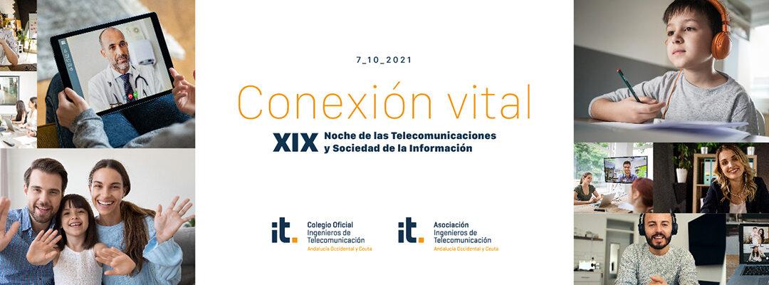 Volvemos a reunir al sector TIC andaluz el próximo 7 de octubre en la Noche de las Telecomunicaciones y SI