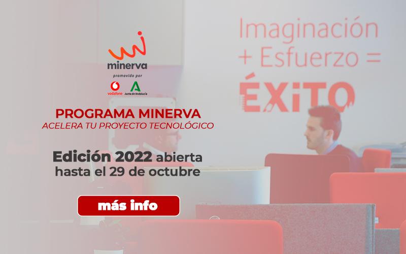 El Programa Minerva lanza su novena edición
