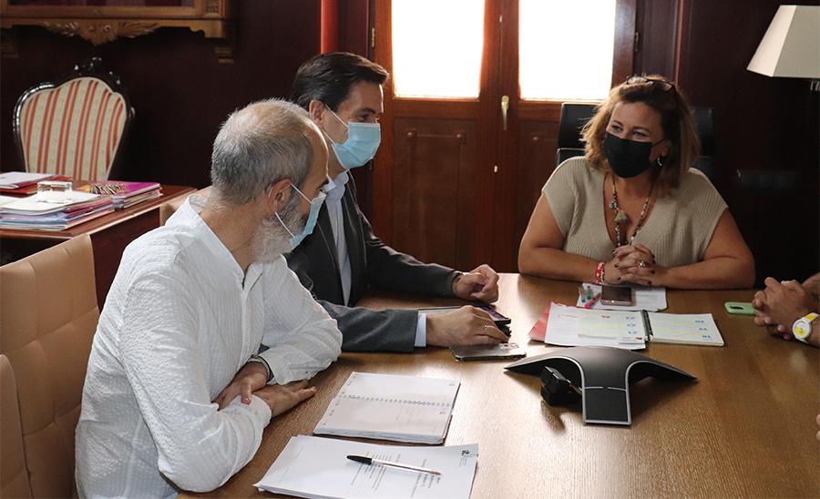 El Colegio y el Ayuntamiento de Puerto Real colaborarán en favor de la digitalización