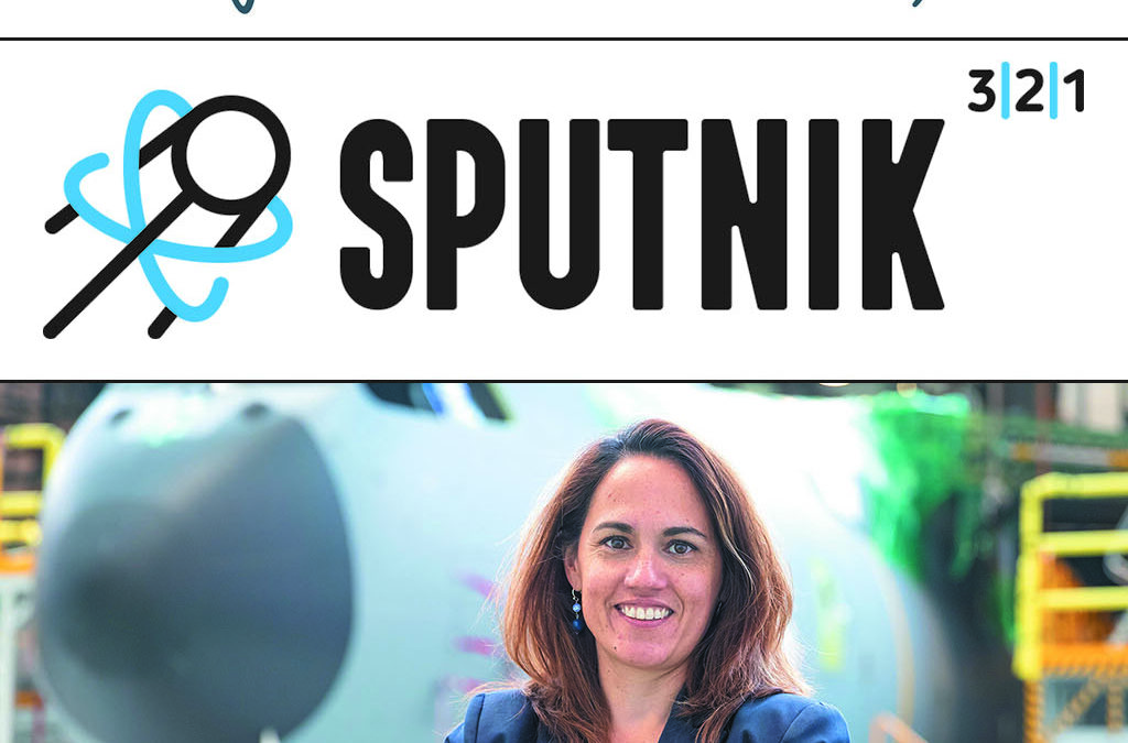 Cellnex, el Programa Sputnik y la Ingeniera Dulce Muñoz del Rey, Premios  Andaluces de Telecomunicaciones 2021